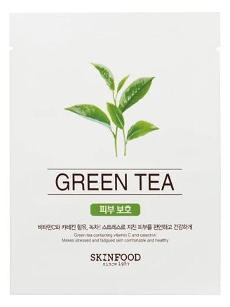 Skinfood Beauty In A Food Mask Sheet (Green Tea)