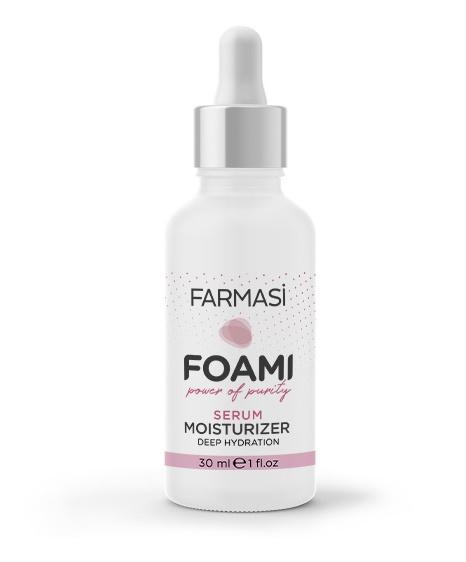 Farmasi Foami moisturizing serum