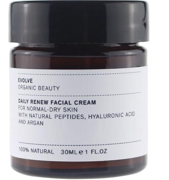 Evolve Daily Renew Natural Face Cream