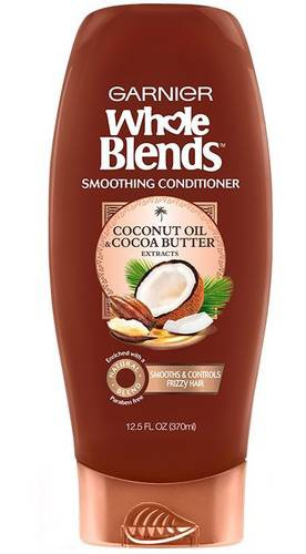 Garnier Fructis Whole Blends Coconut Oil And Cocoa Butter Soothing Conditioner