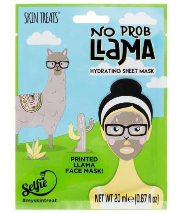 Skin Treats No prob Llama sheet mask