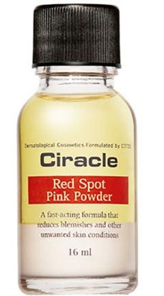 Ciracle Red Spot Pink Powder