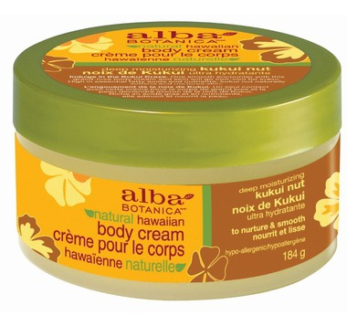 Alba Botanica Natural Hawaiian Body Cream