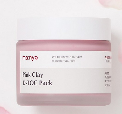 Manyo Factory Pink Clay D-Toc Pack