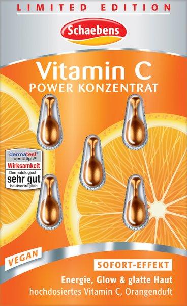 Schaebens Vitamin C Konzentrat