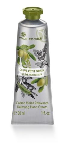 Yves Rocher Relaxing Hand Cream - Olive Petitgrain