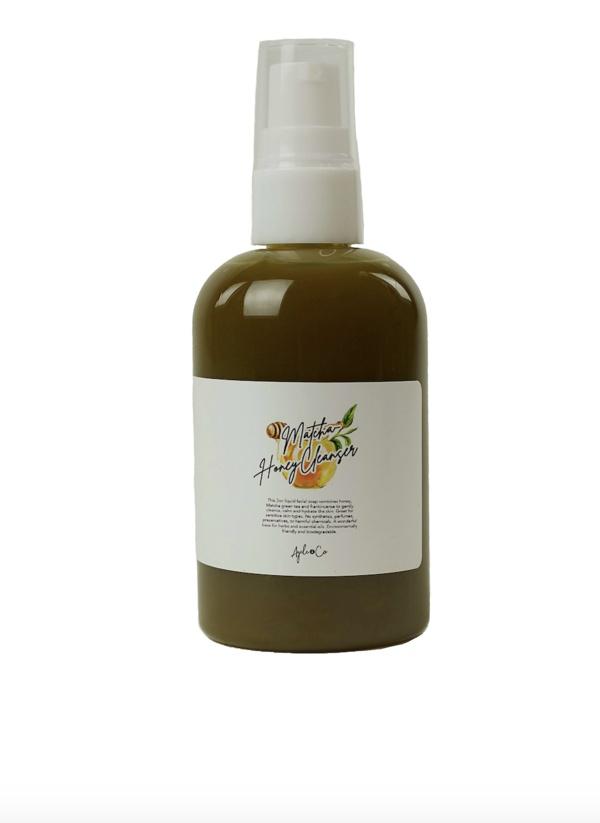 Ayele & Co. Matcha-Honey Cleanser