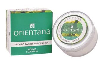 ORIENTANA Licorice And Morus Alba Day And Night Cream