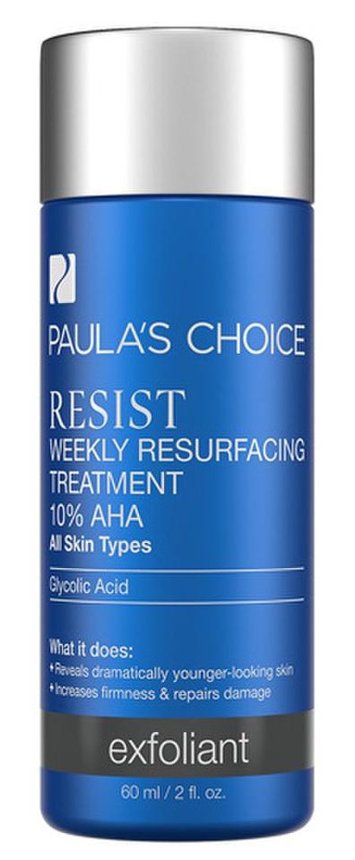 10.0% | Resist Weekly Resurfacing Treatment 10% Aha