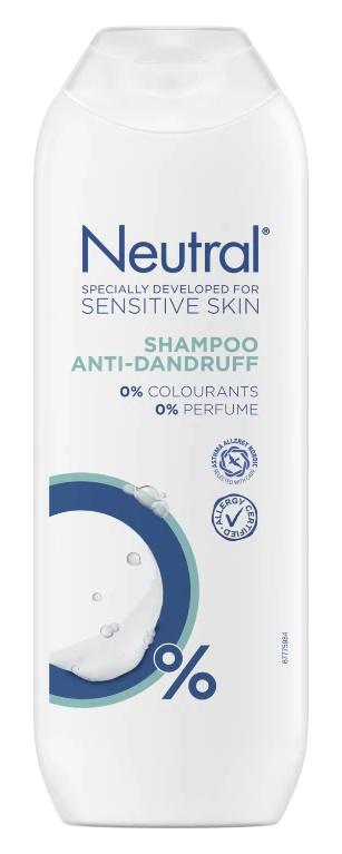 Neutral Anti-Dandruff Shampoo