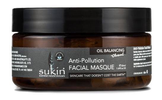 Sukin Oil Balancing Anti-Pollution Facial Masque