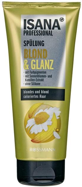 Isana Spülung Blond & Glanz