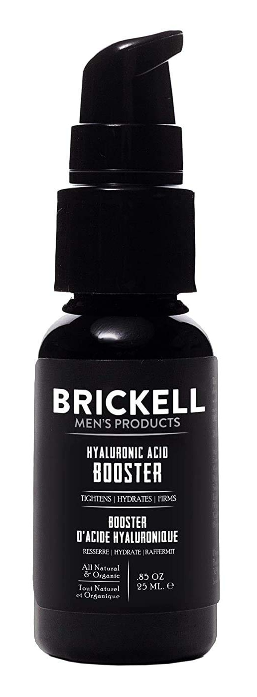 Brickell Men's Products Hyaluronic Acid Booster For Men