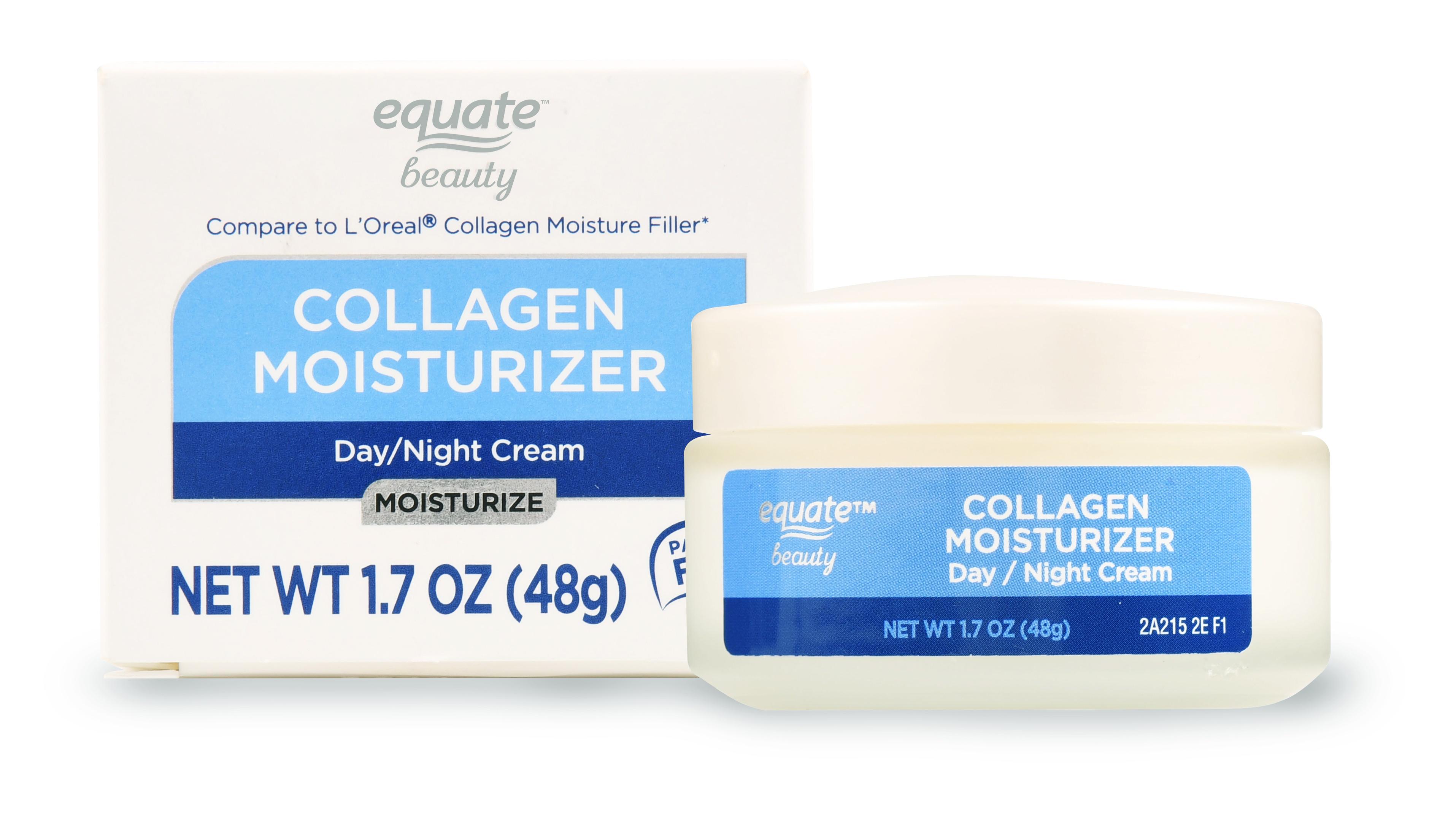 Equate Collagen Moisturizer Day/Night Cream