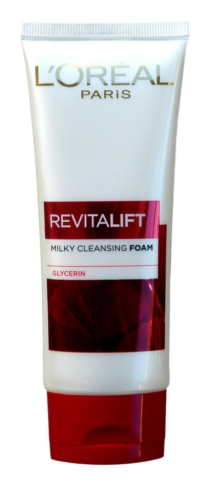 L'Oreal Paris Revitalift Milk Cleansing Foam