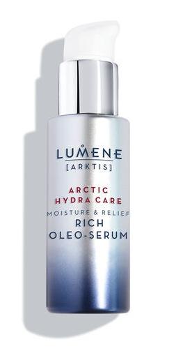Lumene Arktis Arctic Hydra Care Moisture & Relief Rich Oleo-Serum
