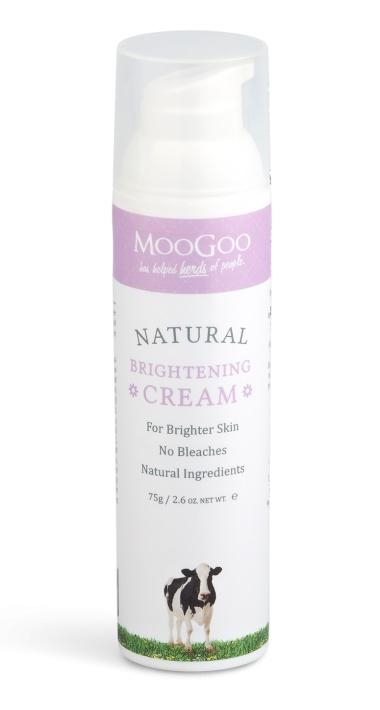 MooGoo Brightening Cream