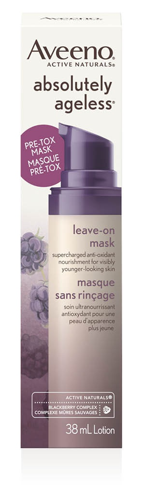 Aveeno Absolutely Ageless Leave-On Day Mask