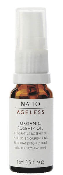 Natio Ageless Organic Rosehip Oil