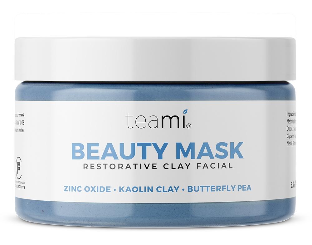 Teami Restorative Clay Facial