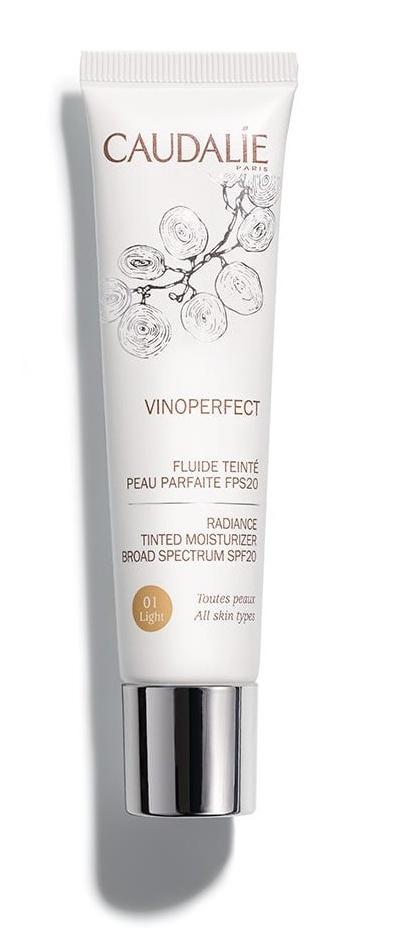 Caudalie Vinoperfect Radience Tinted Moisturizer Broad Spectrum Spf20