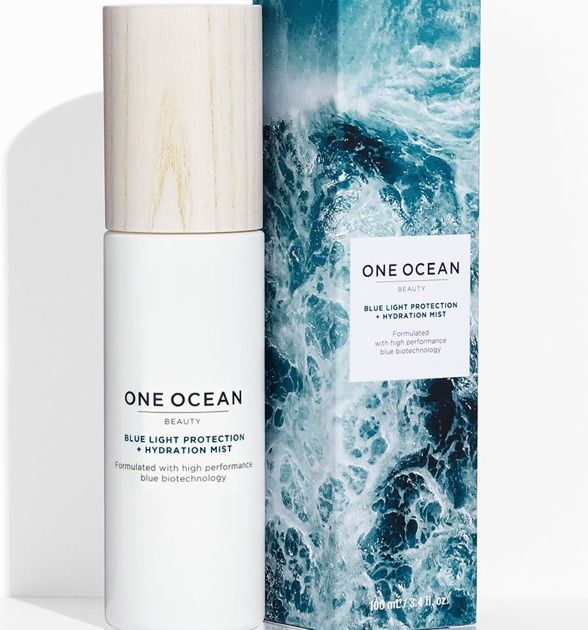 One Ocean Beauty Blue Light Protection + Hydration Mist
