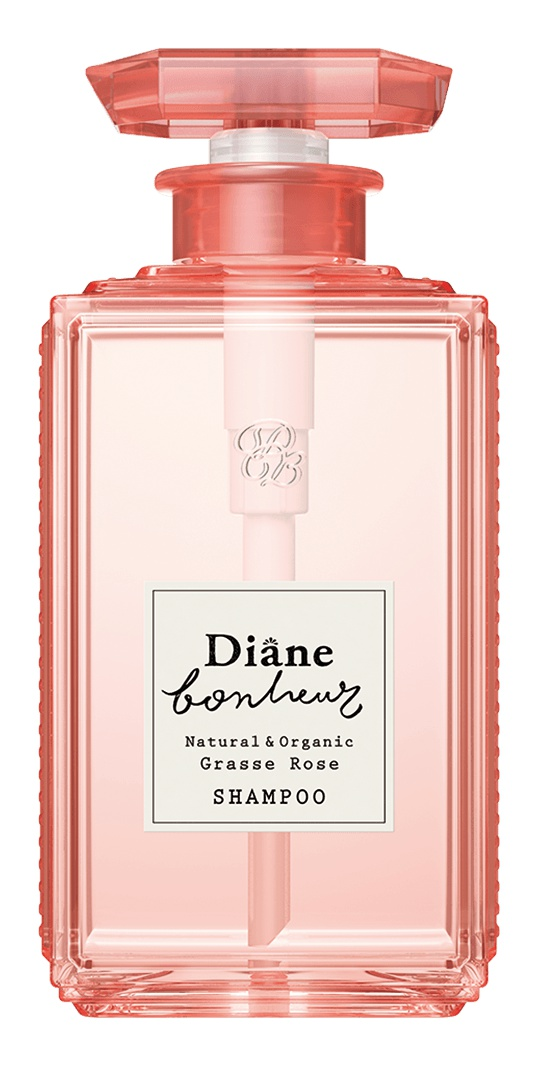 Diane Moist Diane Bonheur Grasse Rose Shampoo