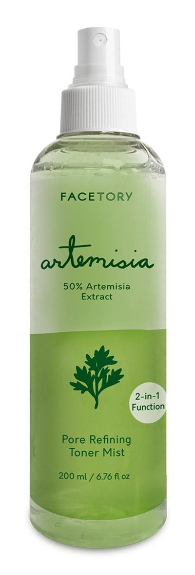 Facetory Artemisia Pore Refining Toner Mist