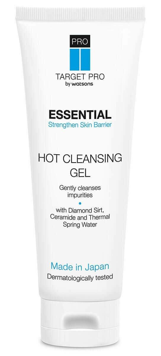 Target Pro By Watsons Essential Hot Cleansing Gel