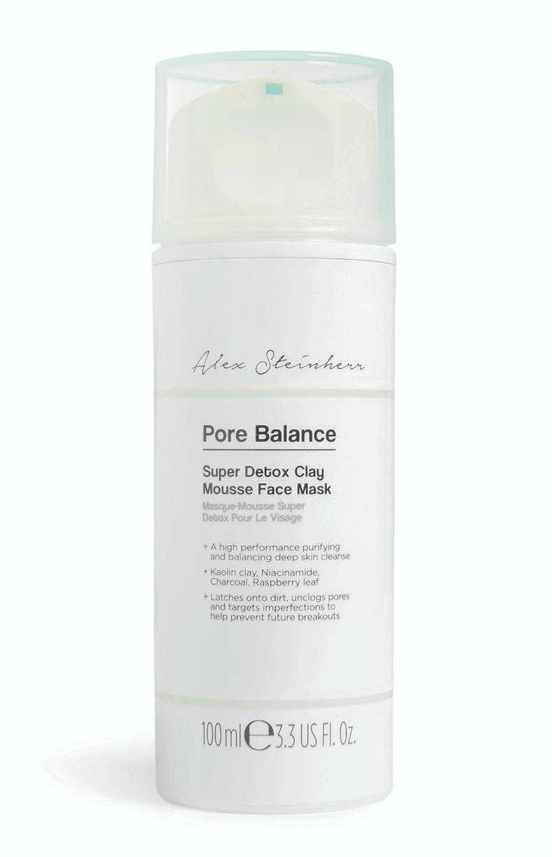 Primark Alex Steinherr - Pore Balance: Super Detox Clay Mousse Face Mask