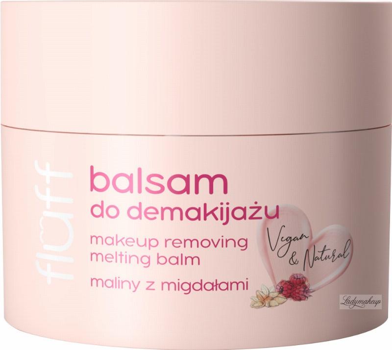 Fluff Cosmetics Raspeberry Makeup Remover Balm