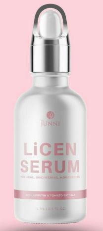 Junni Licen Serum