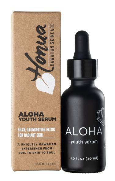 Honua Hawaiian Skincare Aloha Youth Serum