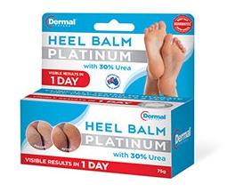Dermal Therapy Heel Balm Platinum