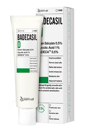 23 Years Old Badecasil D