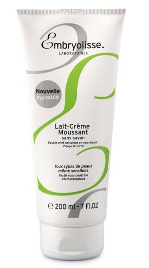 Embryolisse Lait-Crème Moussant Sans Savon
