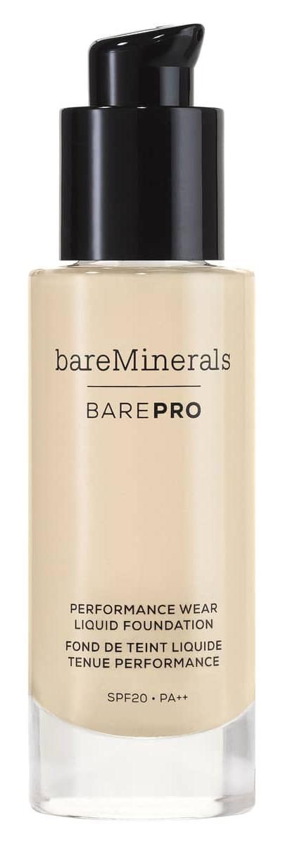bareMinerals Barepro™ Performance Wear Liquid Foundation Broad Spectrum Spf 20