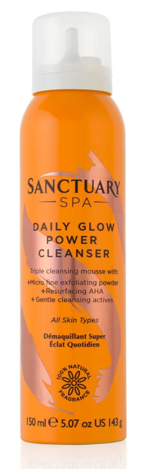 Sanctuary Spa Daily Glow Power Cleanser