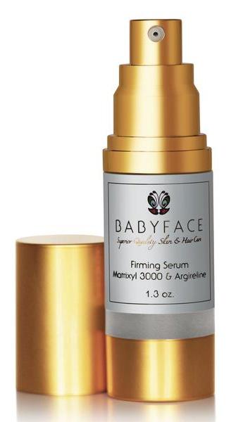 Babyface  Firming 20% Argireline Wrinkle Serum With Matrixyl 3000