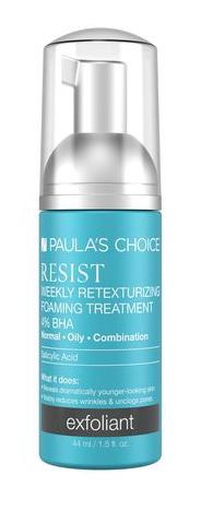 Paula's Choice Resist Weekly Retexturizing Foaming Treatment 4% Bha