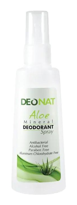 DeoNat Aloe Mineral Deodorant Spray