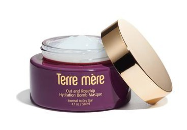 Terre mere Oat And Rosehip Hydration Bomb Masque