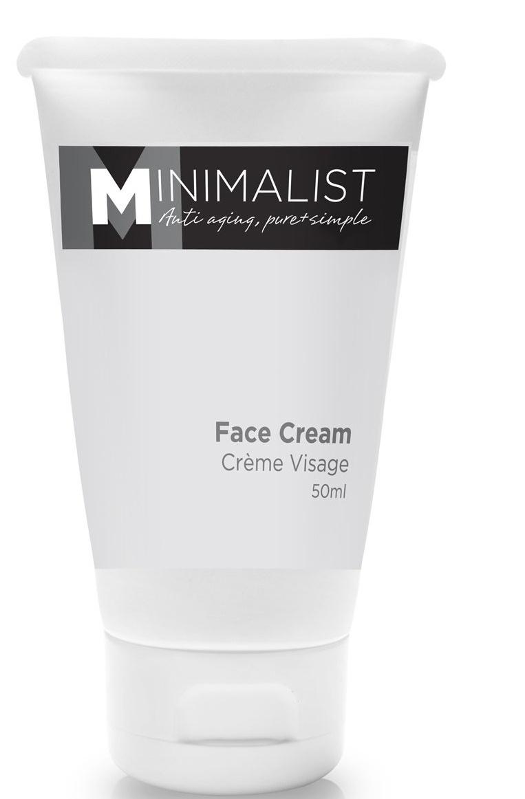minimalist Face Cream