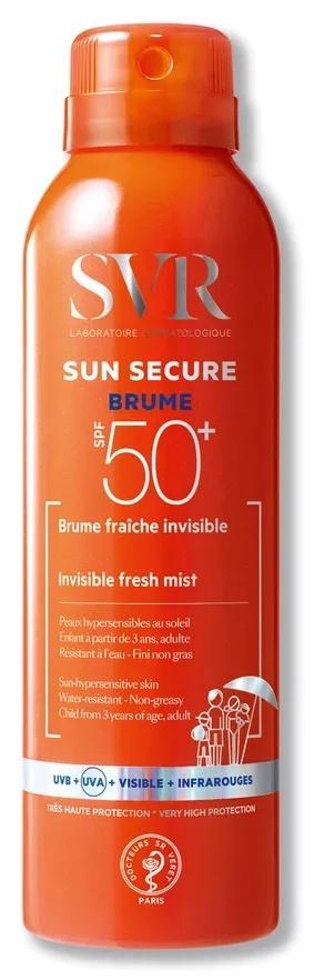 SVR Sun Secure Mist Spf50+