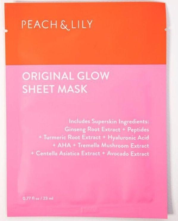 Peach & Lily Original Glow Mask