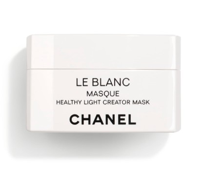 Chanel Le Blanc Masque