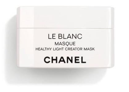 Chanel Le Blanc Masque