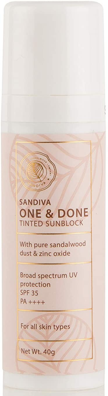 Sandiva One And Done Tinted Sunblock