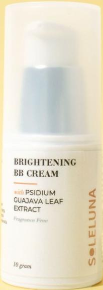 Soleluna Brightening BB Cream