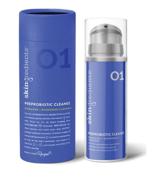 Skingredients 01 Preprobiotic Cleanse